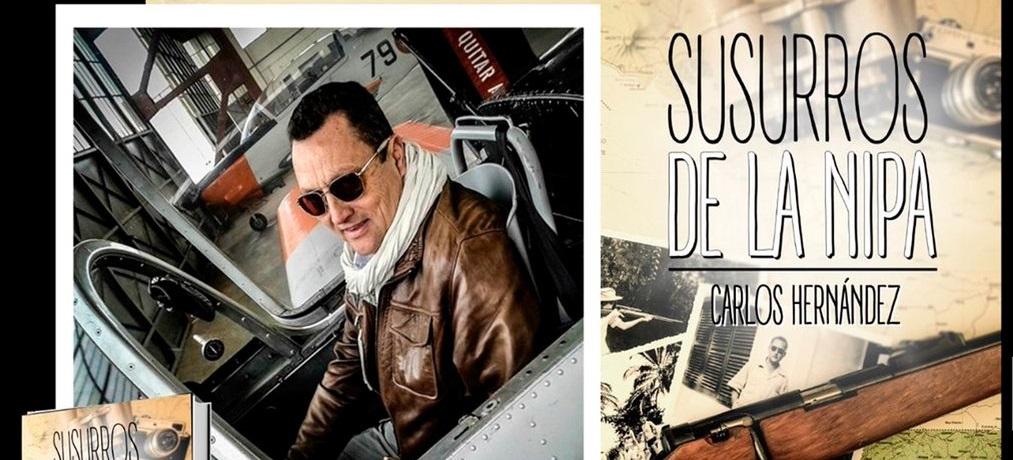 Susurros de la nipa – Carlos Hernández