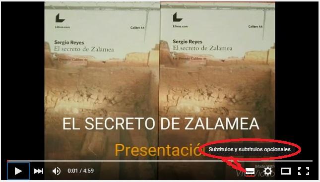 Los vídeos de El secreto de Zalamea
