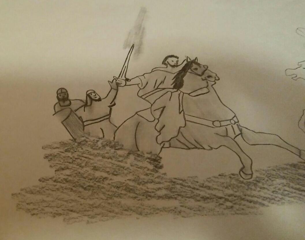 Personajes reales Mursiyya: los de la hoja de parra y Abu Samaj