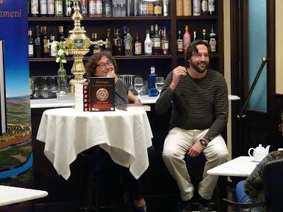 """Fotos de la presentación de Mursiyya en """"La trastienda"""" de Alcantarilla (recordando octubre 2016)"""