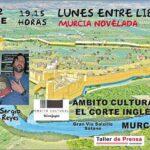 Fotos del encuentro en El corte inglés de Murcia