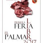 Primera feria del libro de El Palmar: FOTOS