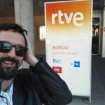 Entrevista Sergio Reyes en RNE