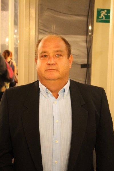 Santiago Hernández, autor de La conjura de la Santa Espina