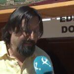 Intervención de Sergio Reyes en Canal Extremadura