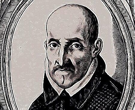Retrato del autor de Ande yo caliente de Góngora: Luis de Góngora