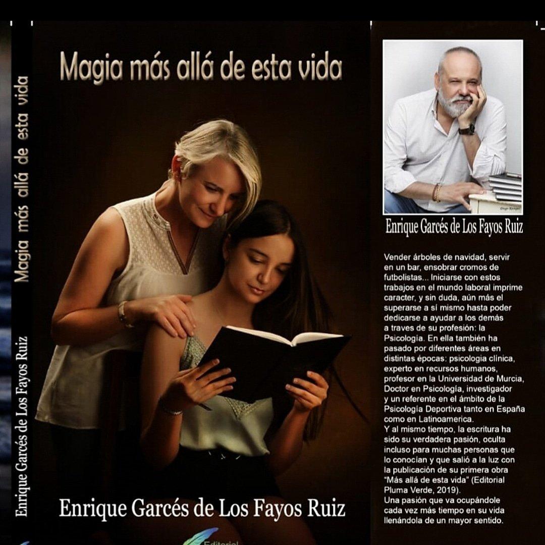 Magia más allá de esta vida – Enrique Garcés