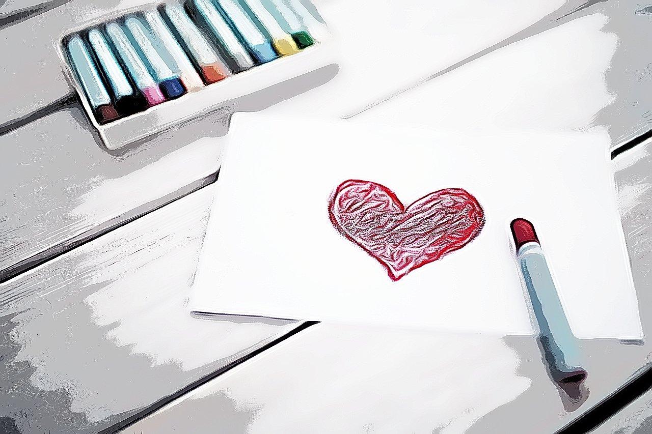 En estado de enamoramiento