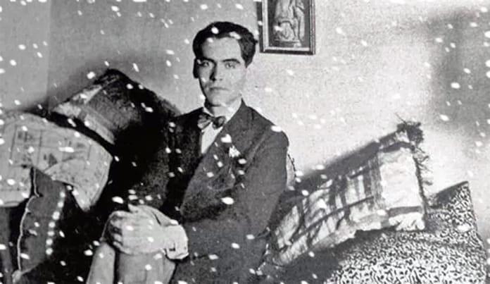 Cuando nieva y García Lorca lo cuenta…