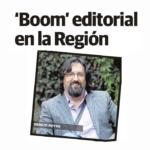 Sergio Reyes en noticia de La Verdad (Dossier de prensa 2020)