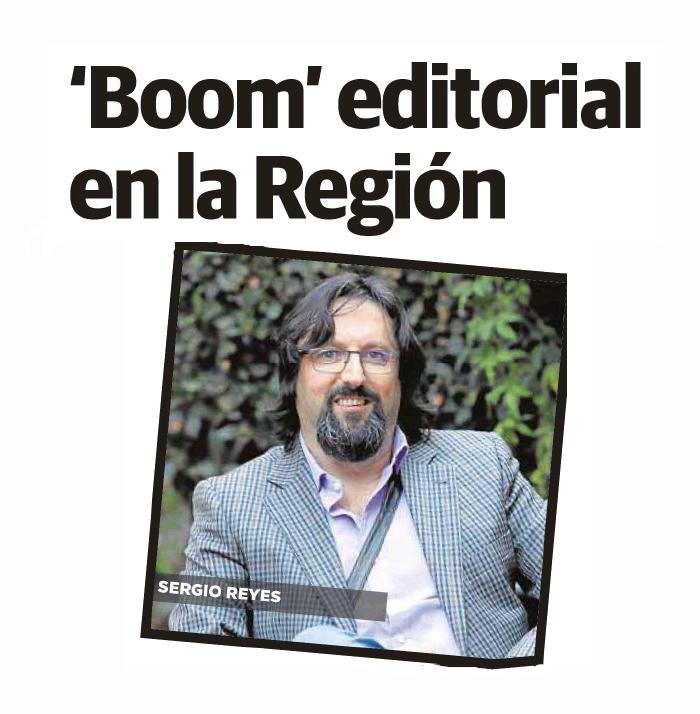 Las novedades editoriales de 2020 y Sergio Reyes
