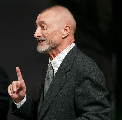 Arturo Pérez-Reverte, autor de El club Dumas