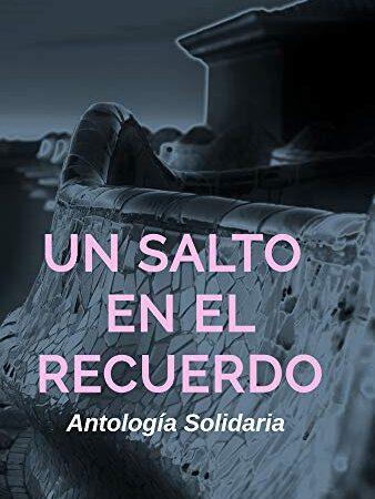 Portada de antología solidaria Un salto en el recuerdo