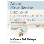 La cueva del cíclope - Arturo Pérez-Reverte. Y sopa de letras de regalo