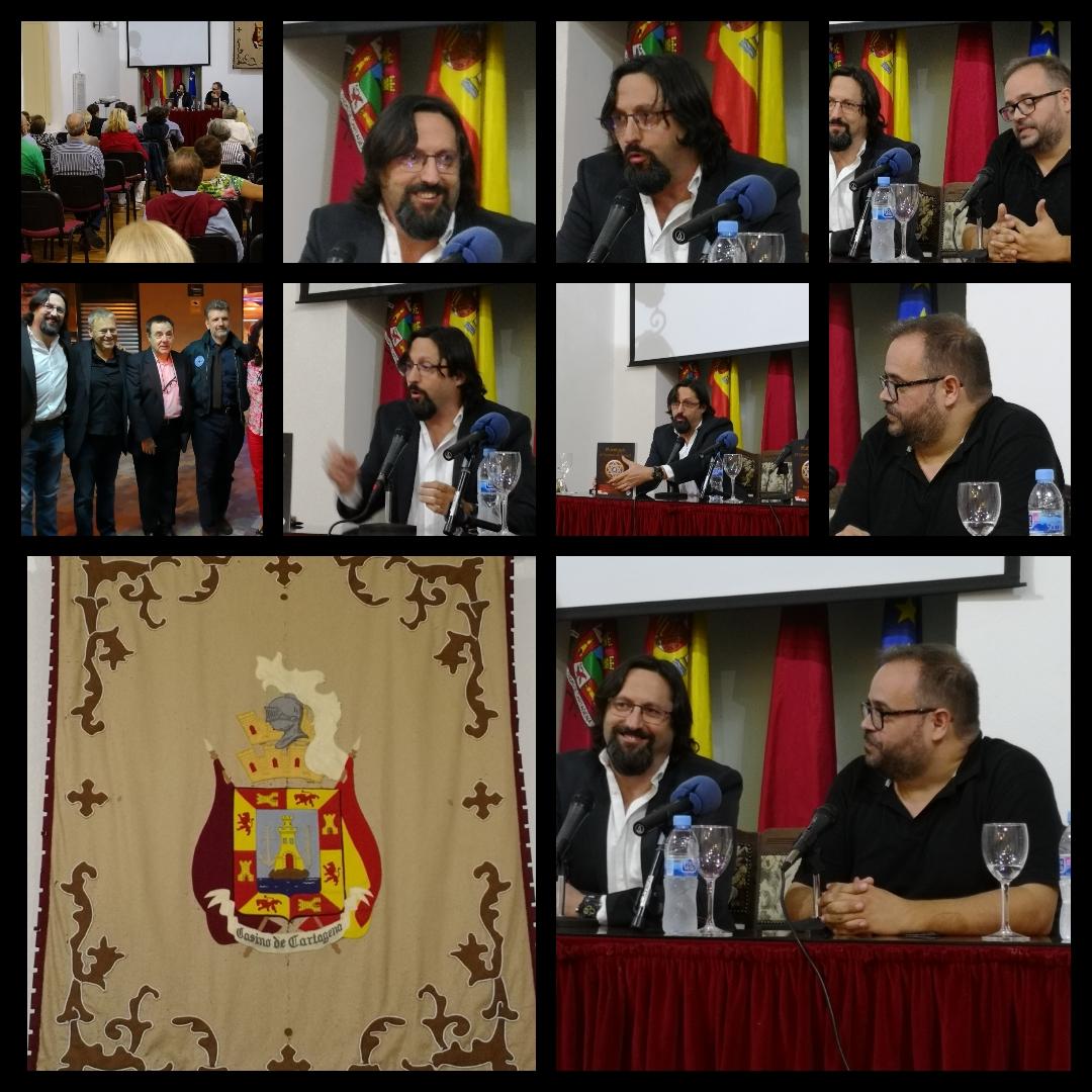 XIX semana de la novela histórica de Cartagena