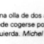Frase de Michel de Montaigne