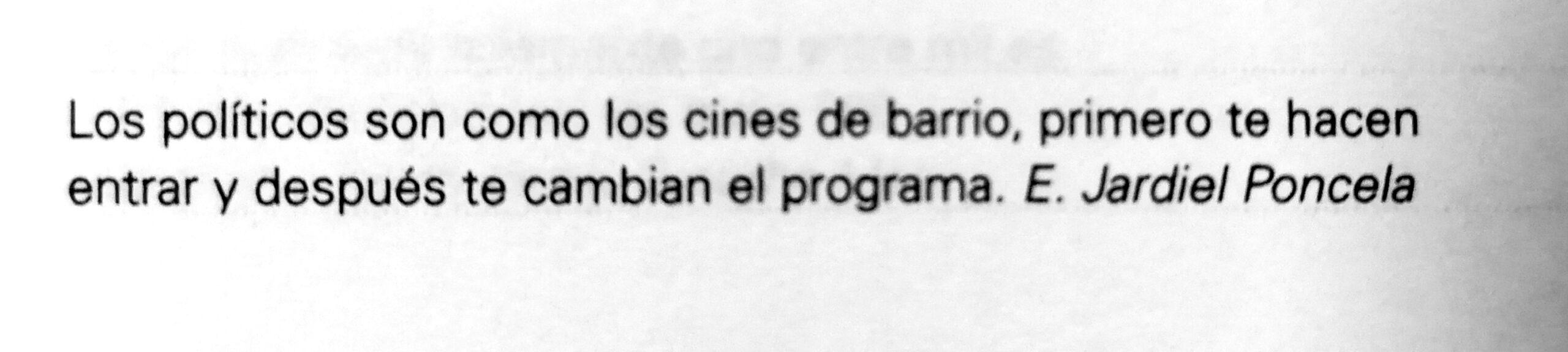 Frase de Enrique Jardiel Poncela