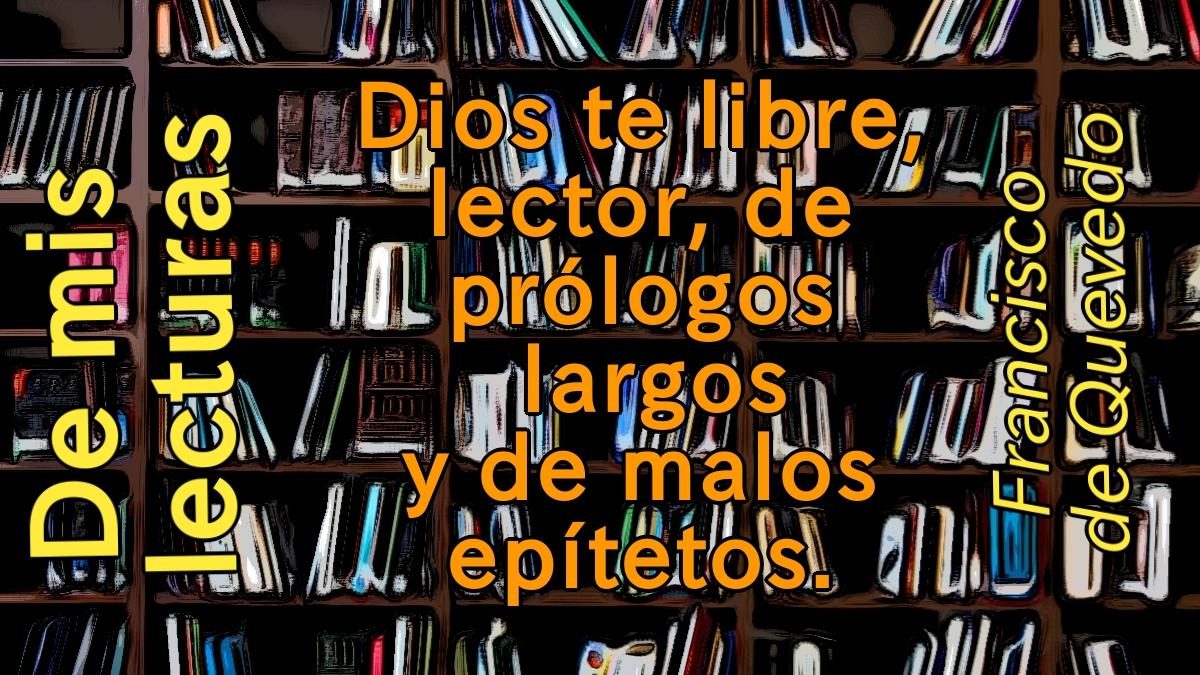 Frase de Francisco de Quevedo