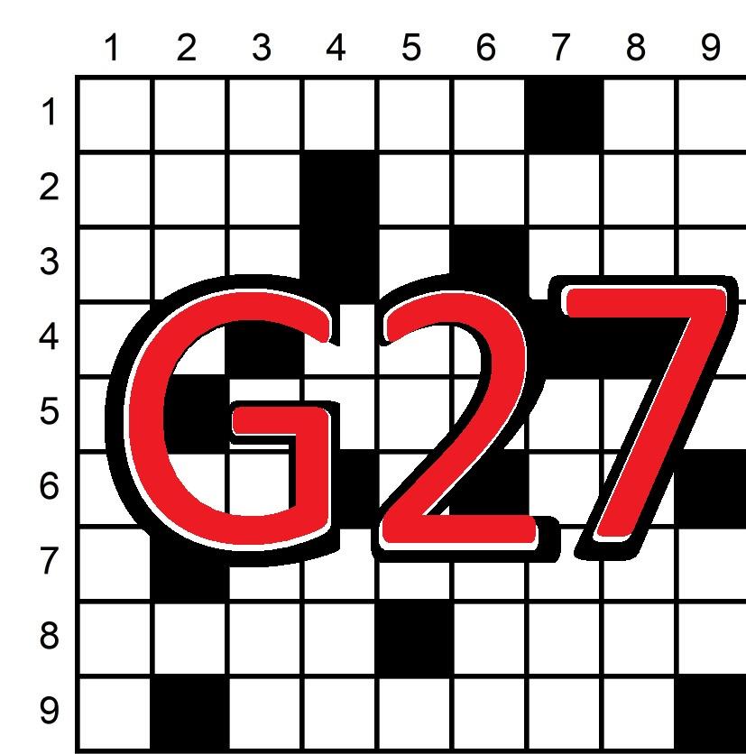 Crucigrama de la generación del 27