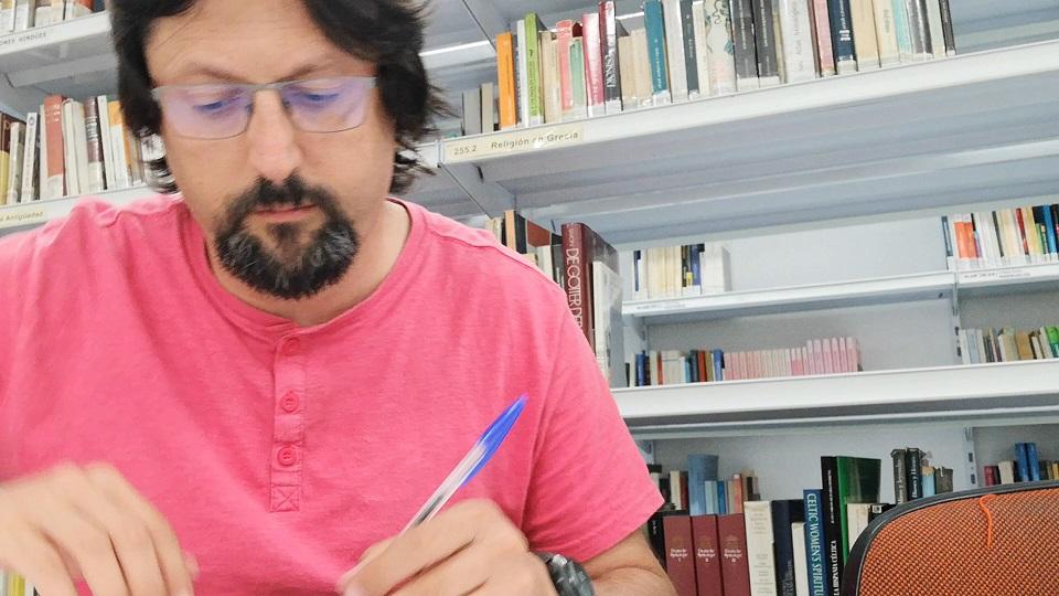 Bibliografía sobre Mursiya y al-Andalus de Sergio Reyes