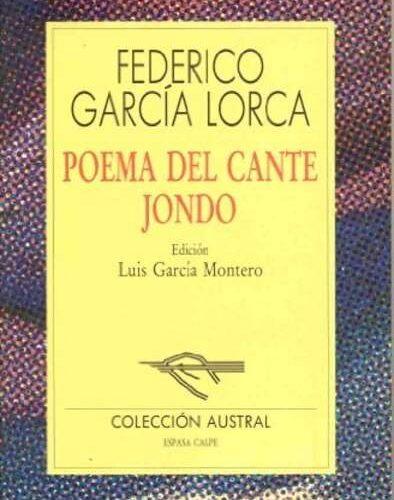 Versos de Federico García Lorca para esta semana santa