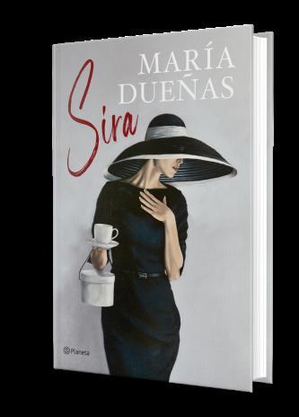 Libro Sira de María Dueñas en 3D