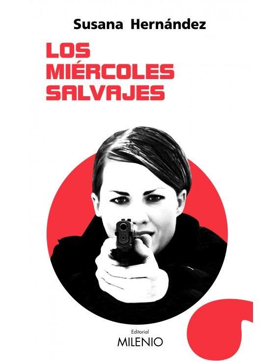 Portada de Los miércoles salvajes de Susana Hernández