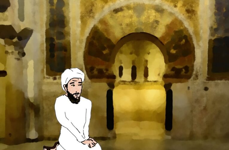 Muhammad ibn al-Faras el Caracaballo (personajes reales)