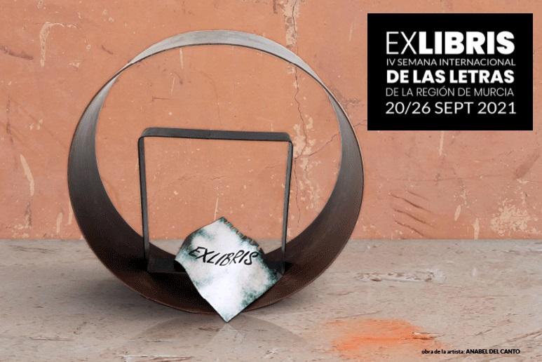 Logotipo de Exlibris 2021