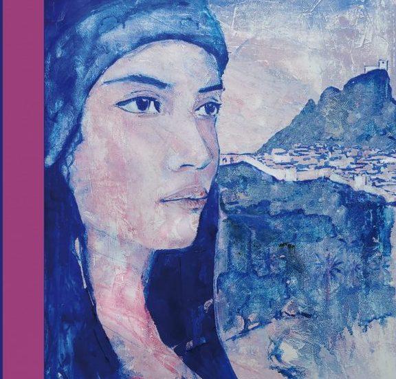 Portada de Maryam de Siyasa, novela de Antonio Balsalobre - ¡Vamos! Fotos del evento Exlibris 2021 presentación de Maryam de Siyasa de Antonio Balsalobre